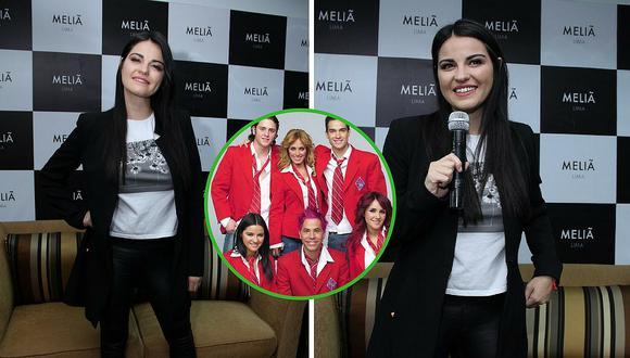 Maite Perroni está en Lima y da penosa noticia sobre RBD