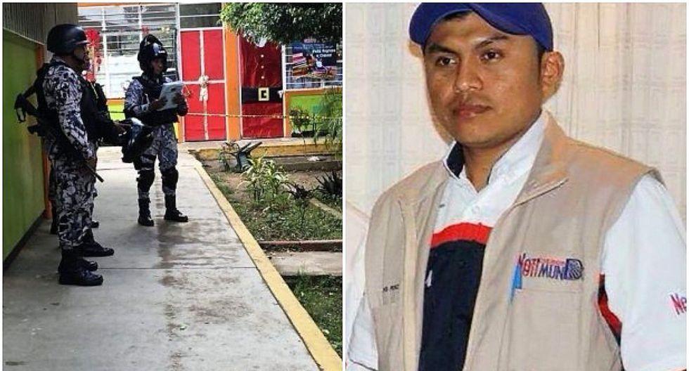 México: periodista fue asesinado frente a su hijo