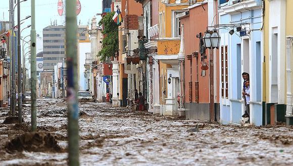 Trujillo: entregan ocho toneladas de ayuda para damnificados