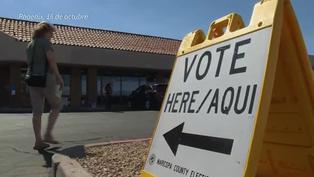 Estadounidenses y su cifra récord en las votaciones para la elección presidencial