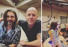 Gian Marco y Juanes se unen para crear nueva canción | FOTOS