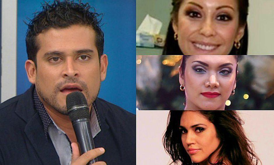 Christian Domínguez revela qué famosa le ha robado el corazón [VIDEO]