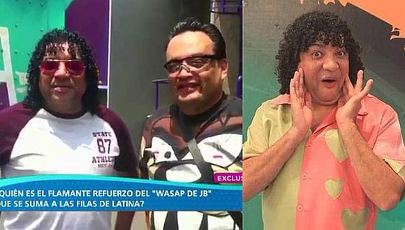 Carlos Vílchez regresa a las pantallas de Latina (VIDEO)