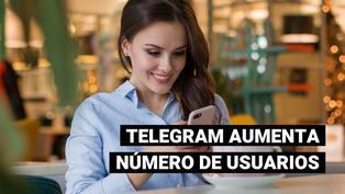 Telegram gana 25 millones de usuarios en 3 días