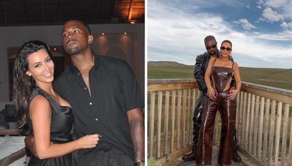 Kim Kardashian estaría a un punto de divorciarse de Kanye West. (Foto: @kimkardashian)