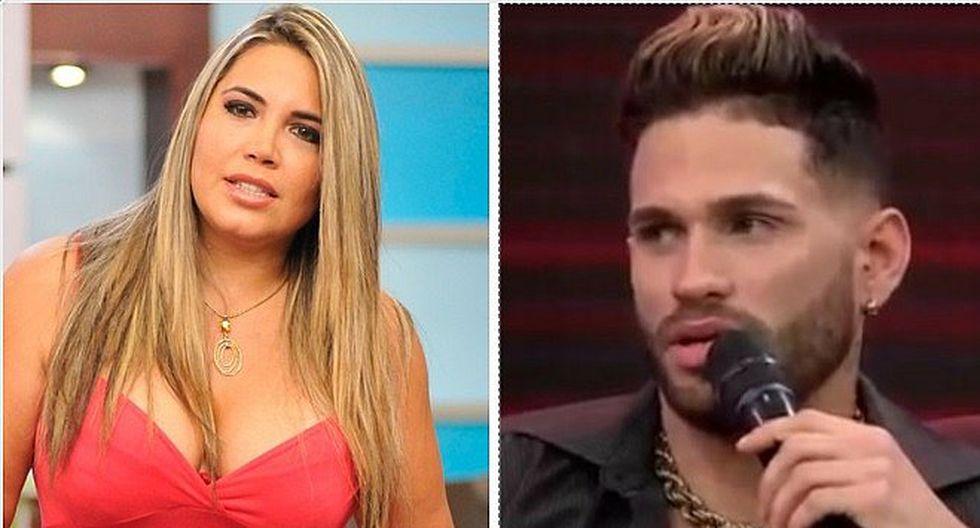 Anhelí Arias sufrió terrible ataque por parte de su pareja, el cubano Alejandro García