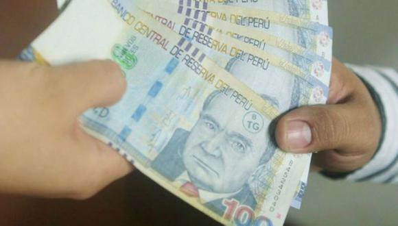 Apoyo económico de S/380 se cobraría desde el próximo lunes, estima la ministra Ariela Luna. (Foto: Andina)