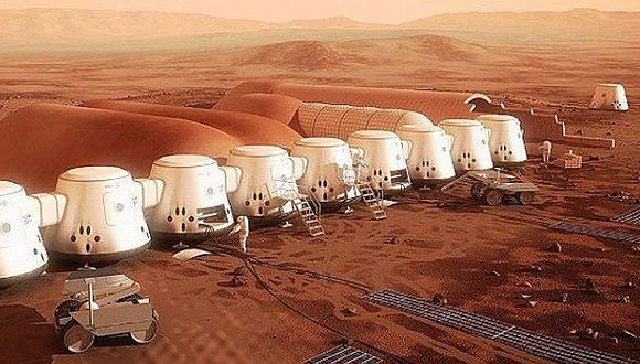 EEUU pretende crear oxigeno en Marte y propulsor electro-solar