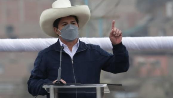 Pedro Castillo viajó a México y Estados Unidos, lo que constituye su primera salida del país como jefe de Estado. (Foto: archivo/GEC)