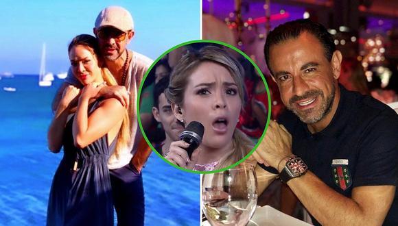 Revelan que Fidelio Cavalli, nuevo galán de Sheyla Rojas, no sería millonario│VIDEO