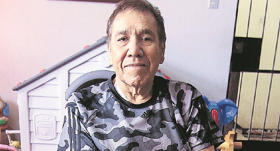 'Gordo Casaretto': su vida pende de un hilo tras sufrir nuevo derrame cerebral