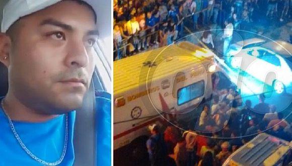 Balacera en Comas dejó un muerto, cinco atropellados y un anciano herido de bala (FOTOS y VIDEO)