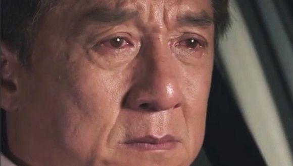 Jackie Chan casi pierde la vida durante rodaje de película