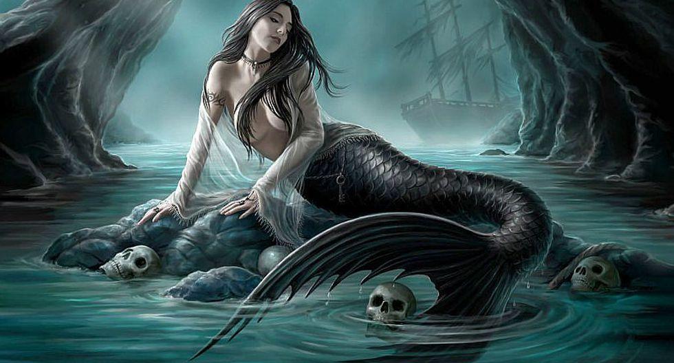 ¿Bellezas o monstruos marinos? Conoce el misterio de las sirenas