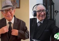 Don Jorge, 'el abuelito TikToker' saltó de las redes sociales a la televisión | VIDEO
