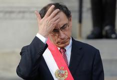 Vizcarra pidió a Mirian Morales llamar a ministra de Cultura para contratar a 'Richard Swing'