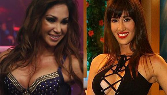 Spheffany Loza y Melissa Loza no tienen una buena relación de hermanas