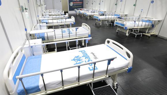 Húanuco: Nueva Villa EsSalud tendrá 100 camas con oxígeno para pacientes con coronavirus (Foto: EsSalud)