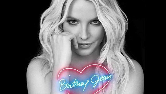Britney Spears reveló el nombre de su nuevo disco