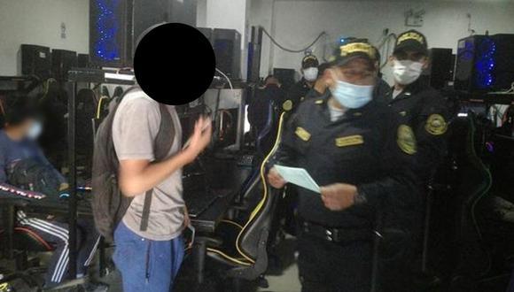 Cusco: Menor de 13 años desaparece 10 días y lo encuentran en cabina de Internet (Foto referencial)