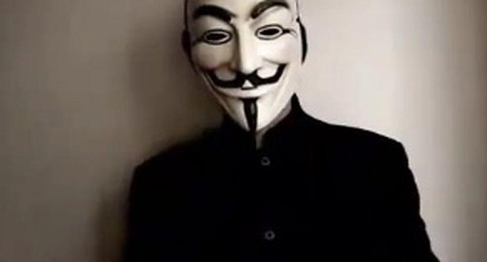 Anonymous anuncia operación contra proyecto Conga