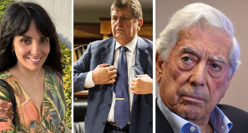 Libro de Alan García es el más vendido en librería y Carla García se burla de Vargas Llosa