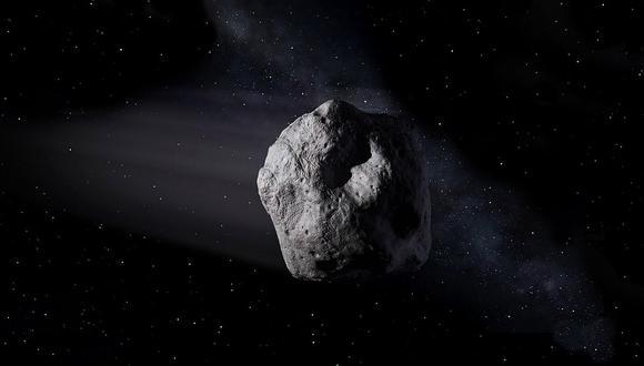 """Asteroide """"potencialmente peligroso""""pasará muy cerca de la Tierra en julio"""