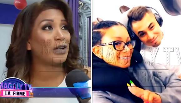 Paula Arias denuncia que acosadores le envían vídeos íntimos de su pareja con otras mujeres (VIDEO)