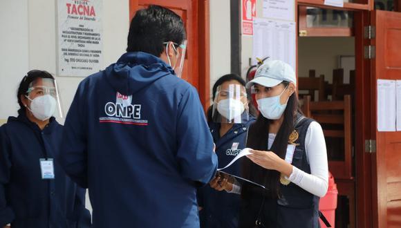 Los fiscales harán respetar el cumplimiento de la Ley seca y la prohibición de propagando política a favor de cualquier candidato sea presidencial, congresal o al Parlamento Andino (Foto: MP Tacna)