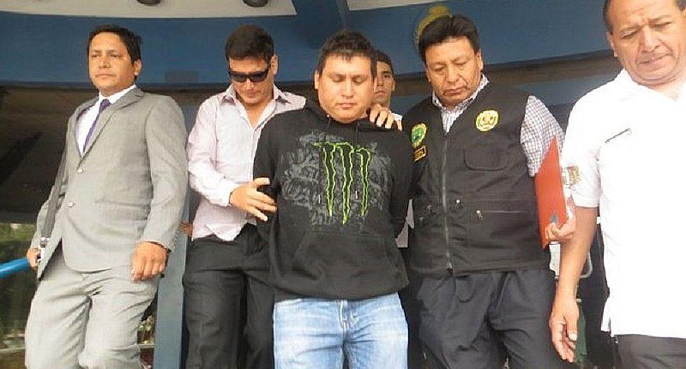 Chiclayo: Acusado de desfigurar a modelo se entregó y podría ir a la cárcel