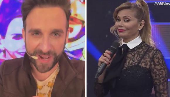 """Rodrigo González vuelve a """"quemar"""" primicia y revela quién fue eliminada de programa de Gisela"""