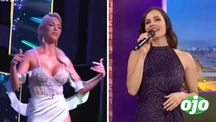 Sheyla Rojas: conductores de EBDT celebran su debut como animadora de eventos tras su salida de América TV