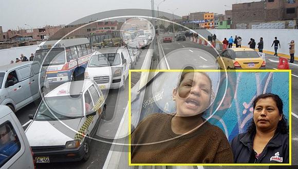 Puente Bella Unión: congestión y protestas continúan por segundo día (VIDEO)