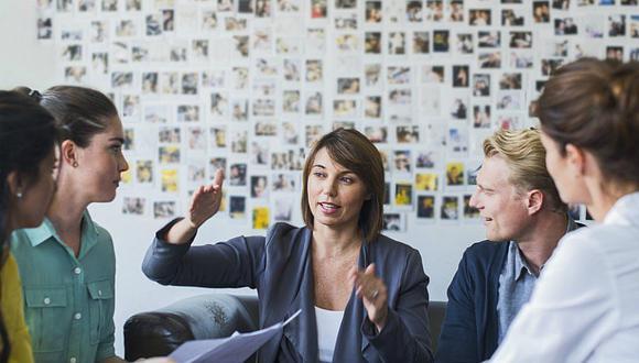 ¿Cómo generar un 'brainstorming' de forma efectiva en el trabajo?