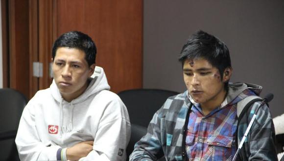 Ayacucho: Dictan 9 años de cárcel para asaltantes de carretera