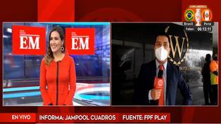 Alvina Ruiz hace insólita pregunta sobre Gianluca Lapadula y la corrigen en vivo