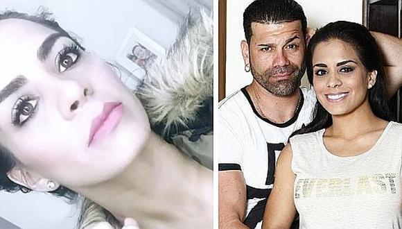 'Tomate' Barraza: esposa asegura infidelidad y se solidariza con Danuska Zapata (FOTOS)