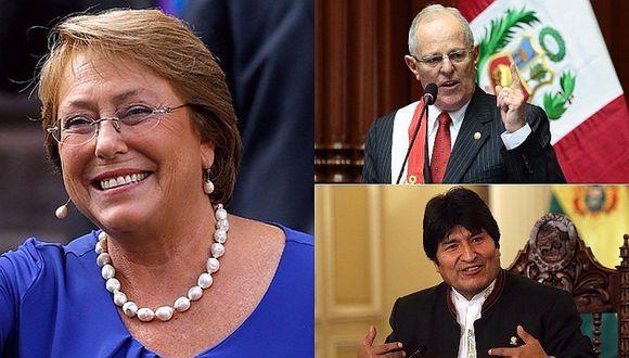 Conoce quiénes son los presidentes que más y menos dinero ganan en América Latina