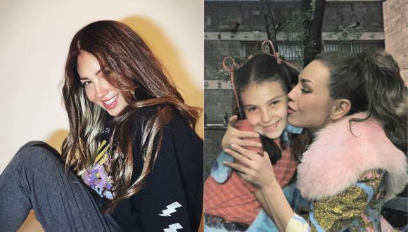 Thalía y su mensaje en el Día del Niño. (Foto: @thalia)