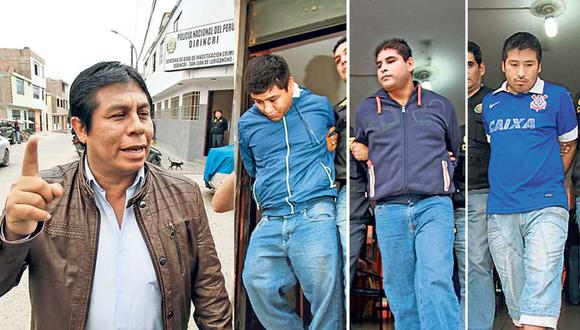 Sicarios querían matar al alcalde de San Juan de Lurigancho