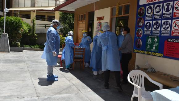 Apurímac: ordenan cuarentena en asilo de Abancay tras confirmarse nuevos casos COVID-19 (Foto: Diresa Apurímac)