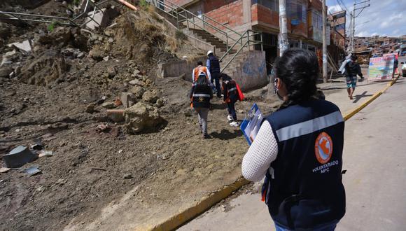 Cusco: Escaleras se derrumban por culpa de construcción clandestina