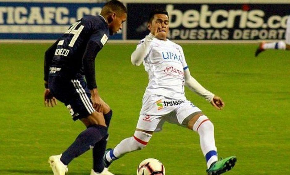 Carlos Manucci gana 2-0 ante Sporting Cristal por la Liga 1 | EN VIVO