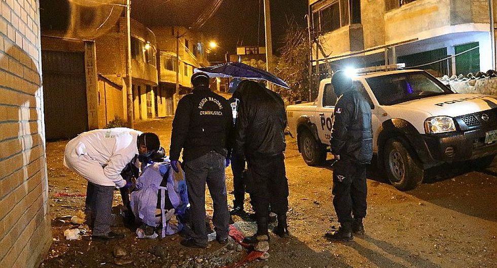 Huancayo: hallan cadáver de niña de ocho años en maleta