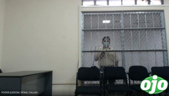 Juan Palomino Siccos (64) pasará el resto de su vida en prisión. (Foto: Poder Judicial Callao)
