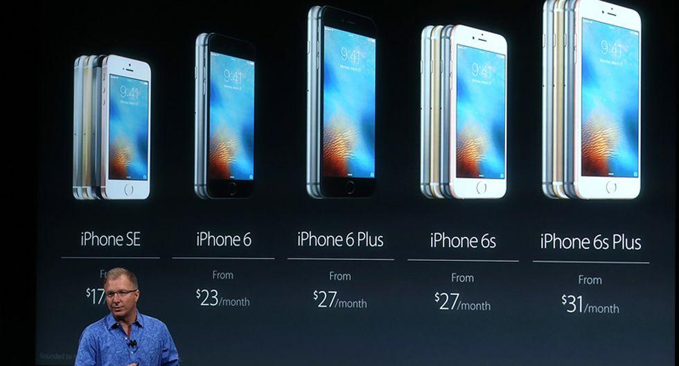Apple lanza su nuevo iPhone SE con pantalla más pequeña y más barato