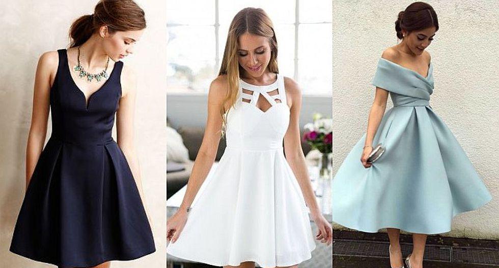 12 vestidos de graduación que puedes considerar para este gran evento