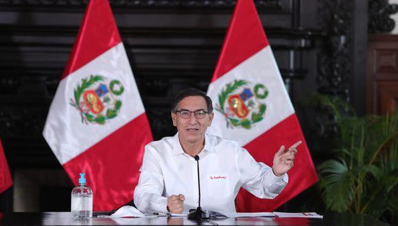 El mandatario ofrecerá un nuevo pronunciamiento este sábado 30 de mayo. (Foto: Presidencia)