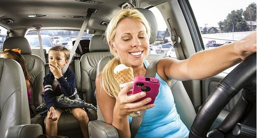 4 factores de riesgo que afectan nuestra atención mientras conducimos