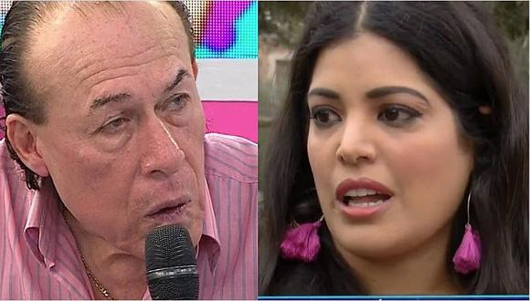 """Enrique Espejo """"Yuca"""" hace este pedido a Clara Seminara: """"Por favor Clarita, recapacita"""""""